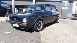 Vw Golf 1 4dr