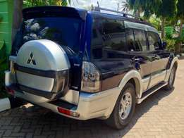 Excellent Manual Mitsubishi Pajero Exceed
