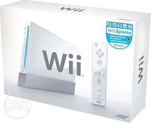 PREMODDED WII flash/hard جديد new boxed