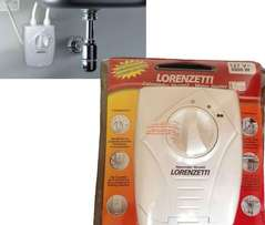 Instant Under Sink Water Heater- Lorenzetti