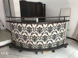 Beautiful Curved Bar/Counter