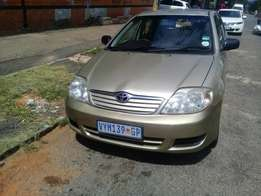Toyota corolla 1.6 for sale