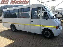 2015 TATA Ubuntu 25 Seater Bus