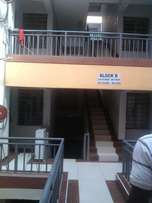 This is a two bedroom apartment to let in ongata rongai