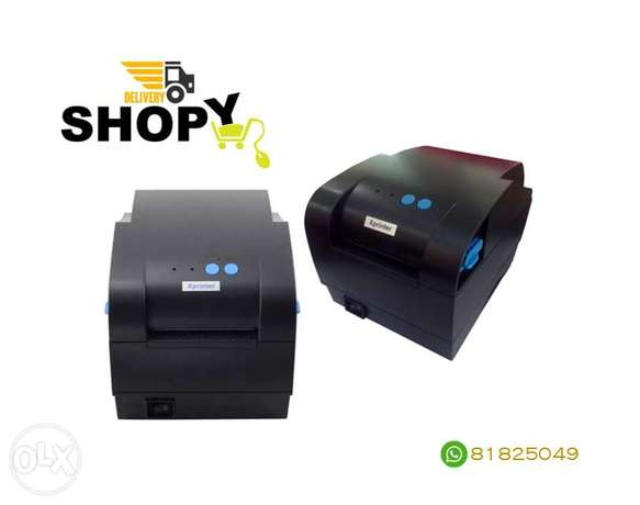 Xprinter XP-365B 80mm/3in Direct Thermal Desktop