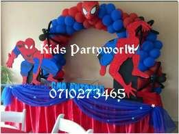 Themed party theme parties for hire tents,tables,chairs n tent
