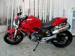 Ducatti Monster in very good condition for sale