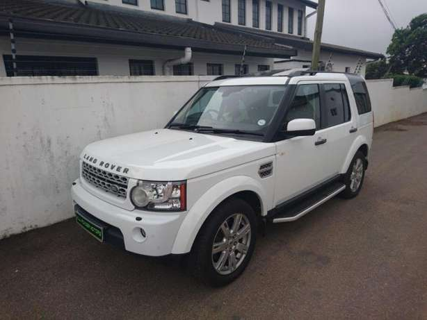 2011 Land Rover Discovery 4 Sdv6 R399 995 Durban - image 1