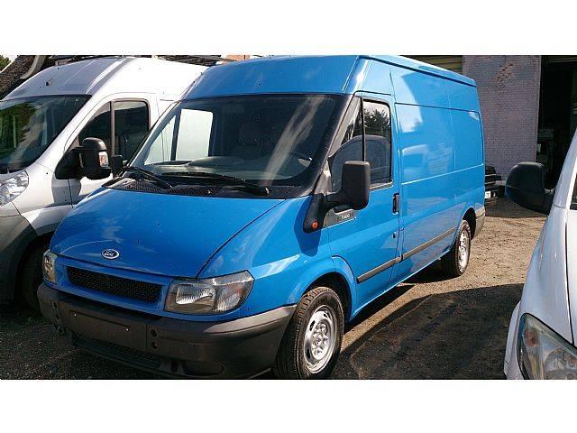 Ford transit - 2002