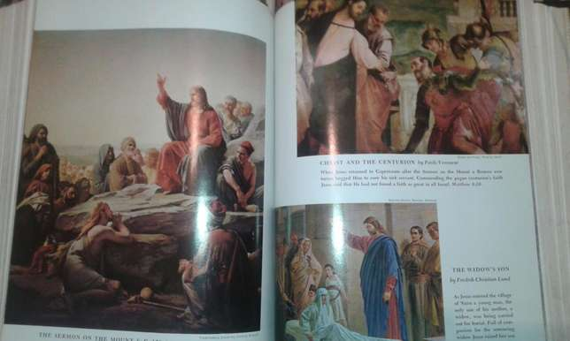 Antique Bible Townsview - image 3