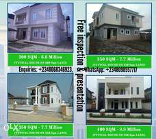 Acres of land with CofO in Lagos Island N6.6m per plot