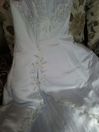 Очень Нежное Фото без Подъюбника Свадебное платье Весільна сукня 37bbf73c71815