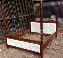 5*6 Poster bed