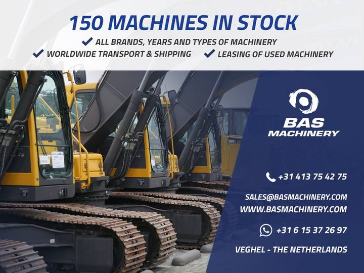 Caterpillar 308E 3 buckets - German dealer machine - 2012 - image 3