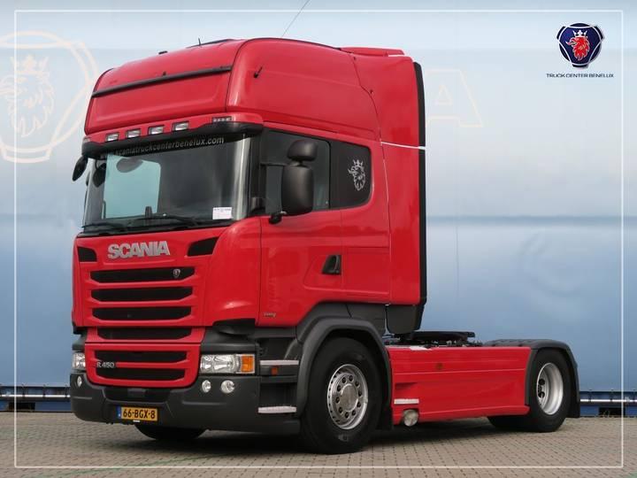 Scania R450 LA4X2MNA   PTO   SCR only - 2016
