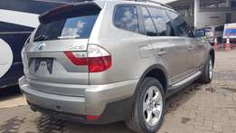 Bmw X3 (2007) lady owner mint clean