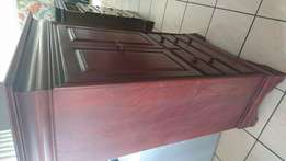 Tv Cabinet Darkwood