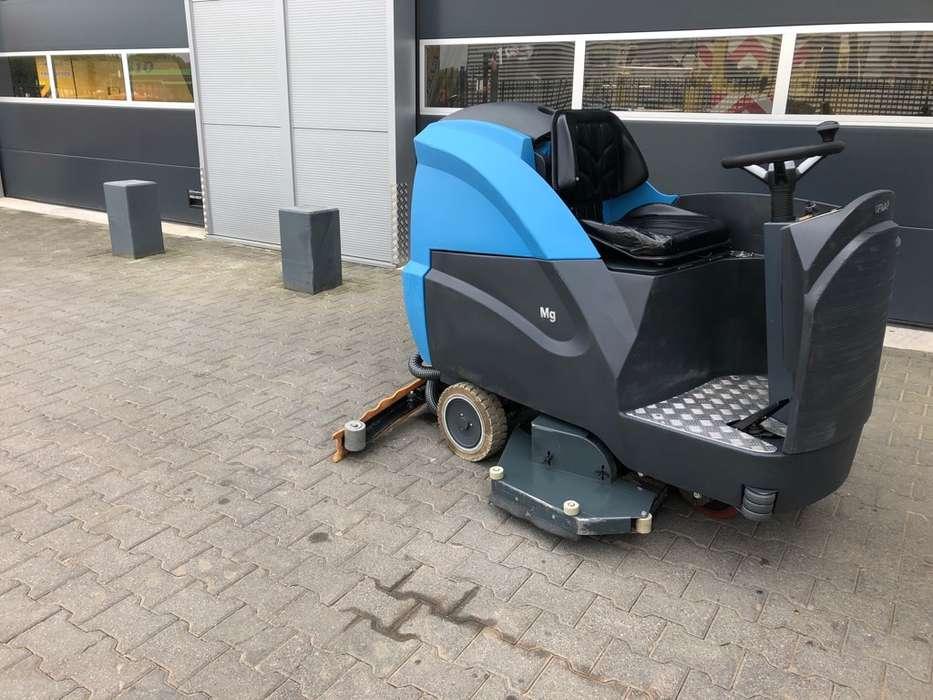 Fimap MG 100 Schrob/zuig Machine - 2016