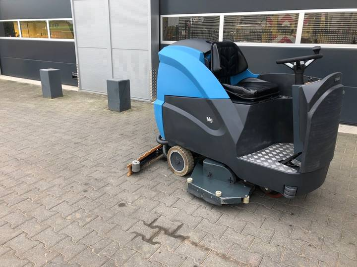 Fimap MG 100 Schrob/zuig Machine - 2016