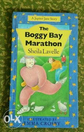 قصة انجليزي للاطفال : The Boggy Bay Marathon by Sheila Lavelle