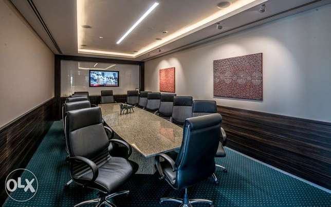 First Class - Office Spaces in KSA