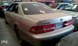 Sweet!! Lexus Ex 2001 model