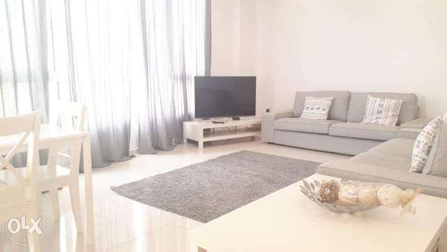 2 Bedroom furnished apartment for rent in Salmiya at 675Kd