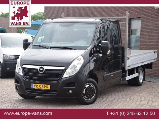 Opel Movano (Master) 2.3 CDTI 150pk D.C. Open laadbak T - 2015