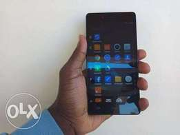 Infinix hot 4 finger print