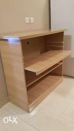 Display shelves الخبر -  2