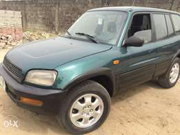 Breaking News! Toyota RAV4 used 1999mdl for sale at affordable rate