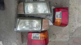 Vw polo playa lights