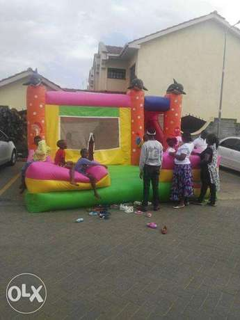 we offer the best of bouncing castles,trampoline face painting and clo Westlands - image 2