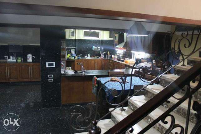 villa for sale in grand residence new Cairo fifth square with pool