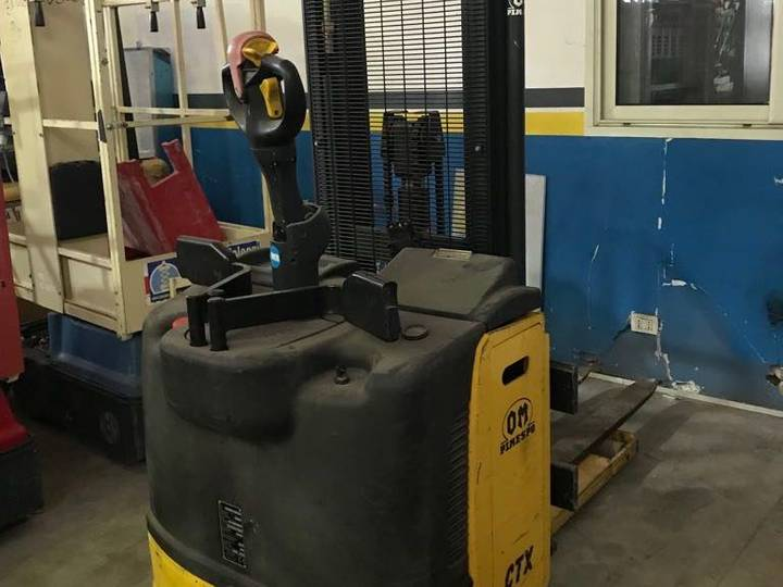 Pimespo ctx reach truck