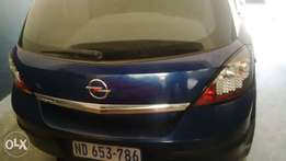 opel astra 1.6 twinport with sunroof