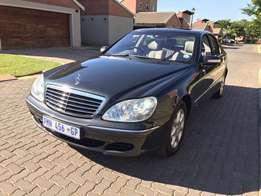 Immaculate Low Km Mercedes-Benz S500