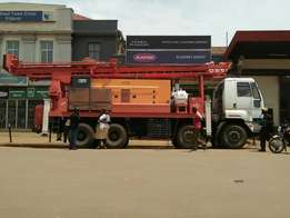 Borehole Drilling and equipping