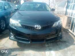 2013 Toyota Camry clean title