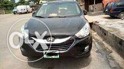 Registered Hyundai IX35 4WD