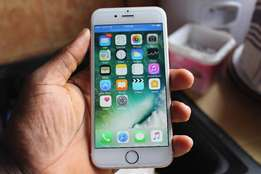 slightly used iphone 6s rose gold 64gb