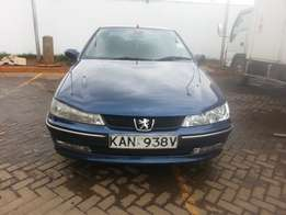 Peugeot 406 (local)1.8cc -on sale in excellent condition