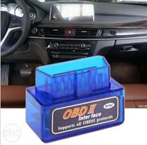 ELM Bluetooth OBD II Car Diagnostic Tool High Quality