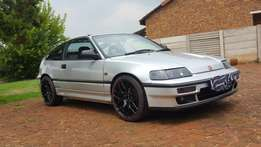 Crx for sale