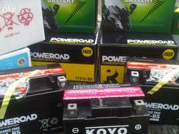 Specials now on Quad batteries R380 at clives bikes