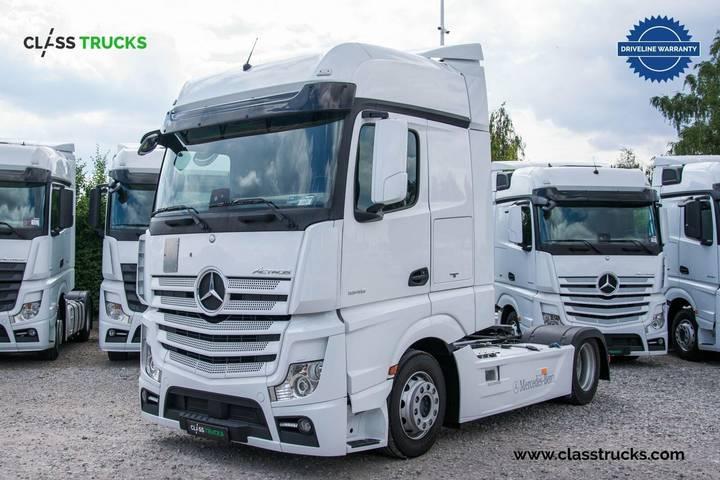 Mercedes-Benz Actros 1845 LS 4x2 BigSpace Low Liner PC - 2017