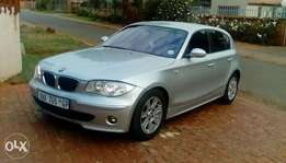 Super clean BMW 120i to sell or swop