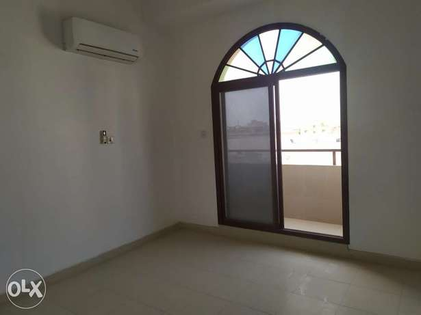 Big flat - 3 BHK - ACs installed -- Near King Hamad Hospital --