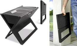 Gift Ideas! Portable Notebook Braai Stand - Foldable, Camping