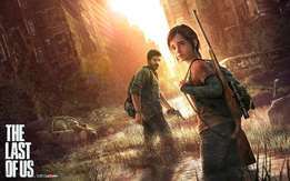 Brand New The Last of US gaming for 1,999